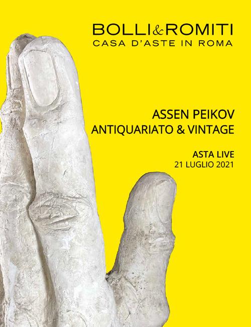Assen Peikov | Antiquariato & vintage